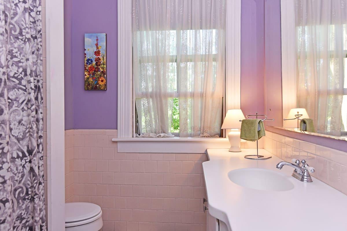 Mystery on Mawney Bathroom Before
